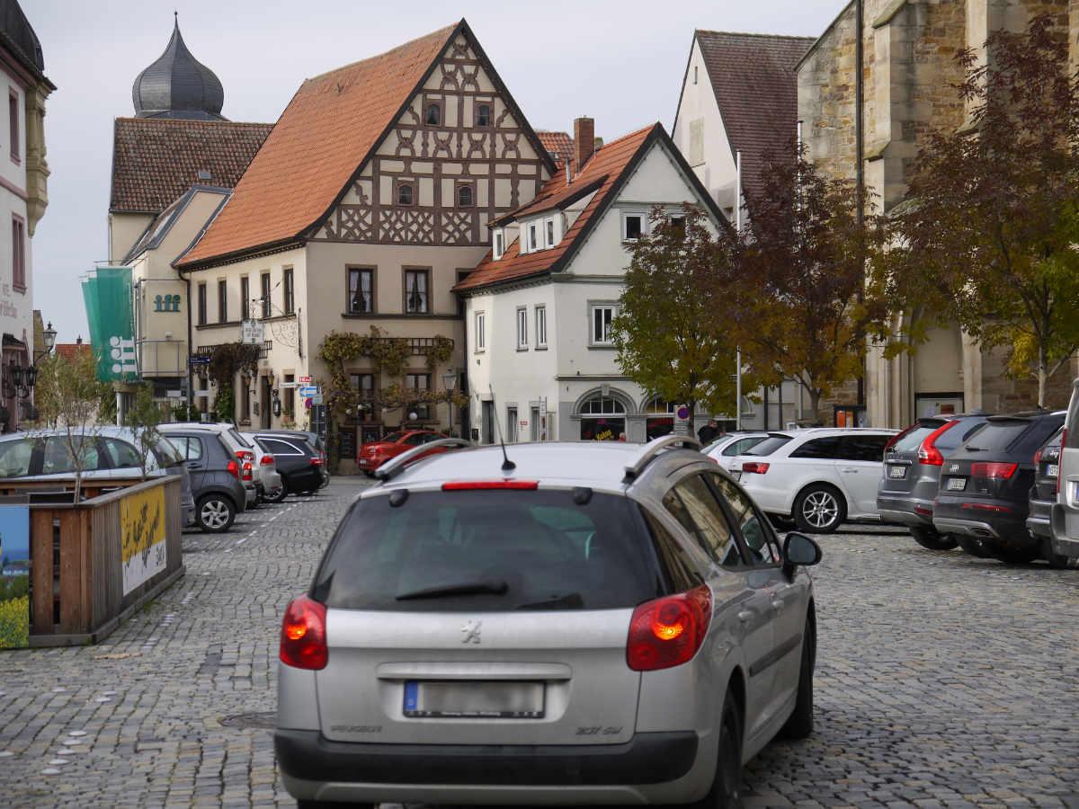 Belebung der Innenstadt – Verkehrswende